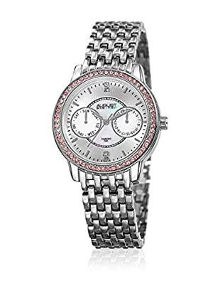 August Steiner Orologio con Movimento al Quarzo Giapponese Woman AS8228SS 34 mm