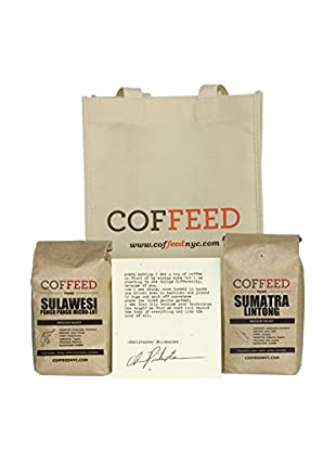 COFFEED Beans of the South Pacific Package