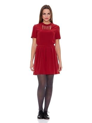 Pepa Loves Vestido Leandra (Granate)