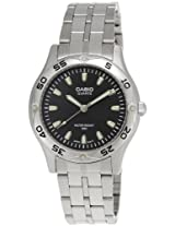Casio Enticer Analog Black Dial Men's Watch - MTP-1243D-1AVDF (A216)