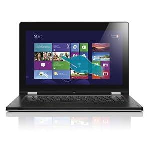 Lenovo IdeaPad Yoga 13 13.3-Inch Convertible Touchscreen Ultrabook (Gray)