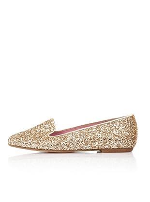 Bisue Slippers Brillantina (Oro)