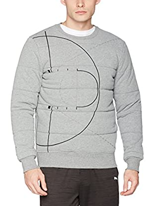 Puma Sweatshirt Evo Graphic Padded Crew