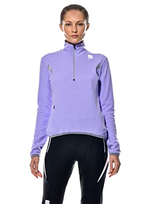 Sportful Sudadera Crosscountry Snowflake (Lila)