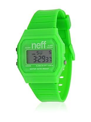 Neff Quarzuhr Flava grün 35  mm