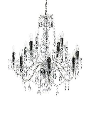 Tomasucci Kronleuchter Jewel transparent