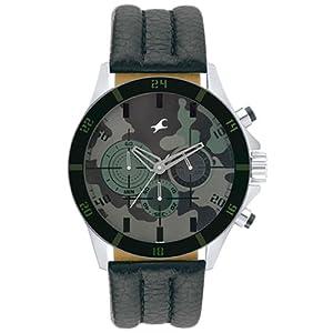 Fastrack Chrono Upgrade Chronograph Multi-Color Dial Men's Watch - 3072SL08