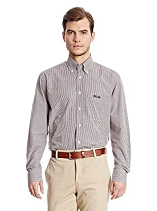 Sacoor Brothers Camisa Hombre Mahonia
