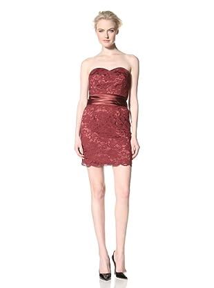 Miss Sixty Women's Ashton Dress (Ruby Wine)