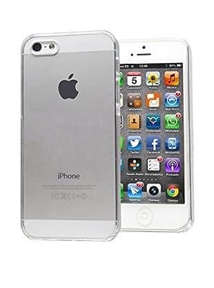 Unotec Funda Rígida Transparente iPhone 5/5S