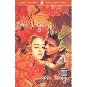 Tere Liye Love Songs - DVD