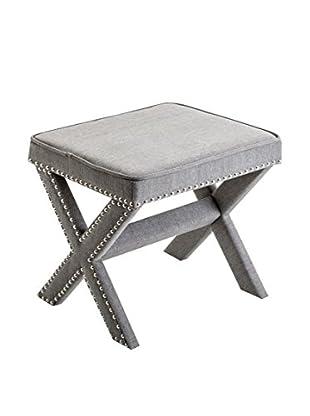 Sitzbank grau