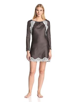 Valery Sleepwear Women's Giselle Night Gown (Piombo)