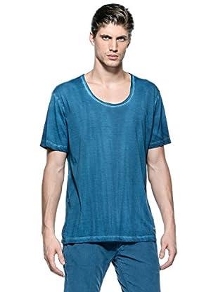 Diesel Camiseta T-Status-R (Azul)