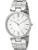 Oniss Paris Women's ON6021N-LWT Stupendo Collection Analog Display Swiss Quartz White Watch