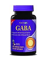 Natrol Gaba - 60 Chewable Tablets