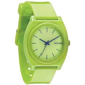 NIXON (ニクソン) 腕時計 TIME TELLER P タイムテラー P LIME NA119536-00 ユニセックス