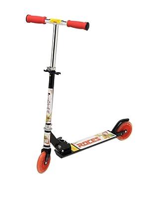 Roces Scooter Alu Sp 125Mm (Negro / Rojo)