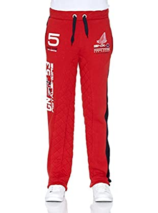 Geographical Norway Pantalón Myracing Men 100 (Rojo)