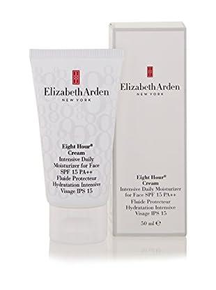 Elizabeth Arden Eight Hour Cream Intensive Daily Moisture for Face SPF15 50 ml: 53.9 EUR, Preis/100 ml: 51.9 EUR