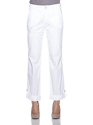Rosner Chino Manou (Weiß)