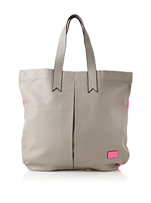 Meredith Wendell Women's Business + Party Mullet Tote (neon pink)