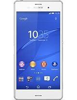 Sony Xperia Z3 (White)