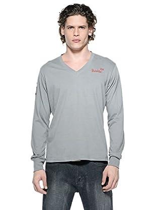 Datch Camiseta Manga Larga (Gris)