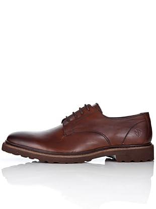 Lumberjack Zapatos Derby Hutch (Cuero)