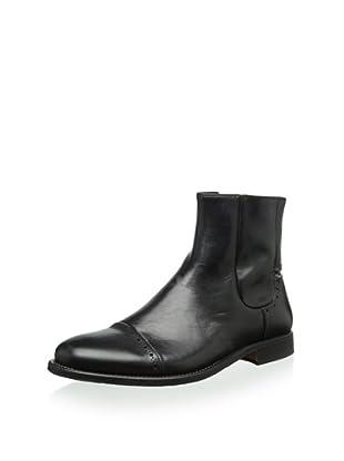 Bacco Bucci Men's Dafine Ankle Boot (Black)