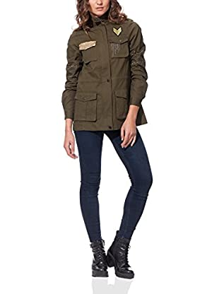 OSLEY PARIS Chaqueta Military With Patches
