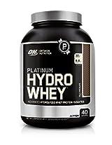 Optimum Nutrition (ON) Platinum Hydro Whey - 3.5 lbs (Turbo Chocolate)