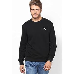 Puma Sweatshirts - Black