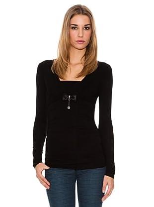Fornarina Camiseta Yesim (negro)