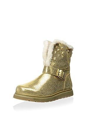 Burnetie Women's Uniform Mid Cold Weather Boot (golden)