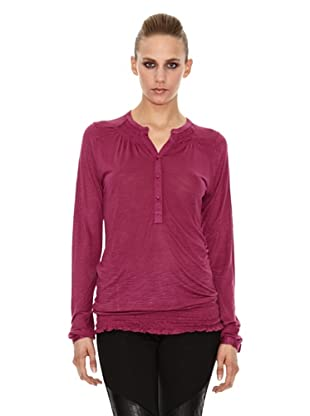 Sidecar Camiseta Básica (Ciruela)