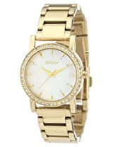 DKNY Analog Silver Dial Women's Watch - Not Assigned 3 Hand