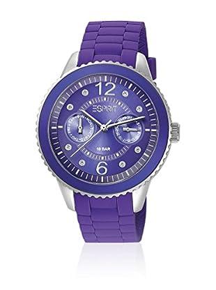 Esprit Quarzuhr Es105332006 violett 42  mm
