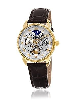 Stührling Original Uhr Special 835 835.03 dunkelbraun 40  mm