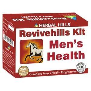 Herbal Hills Revivehills Kit Mens Health MP489