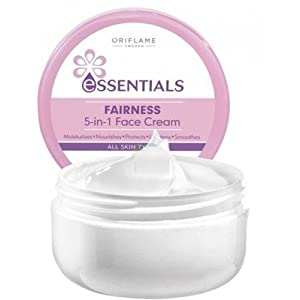 Oriflame Oriflame Essentials Fairness 5-in-1 Face Cream, 75g