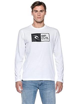 Rip Curl T-Shirt Ripawatu L/S Tee (Bianco)