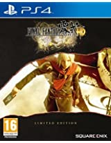 Final Fantasy Type-0 HD Steel Book Limited Edition (PS4) (UK IMPORT)