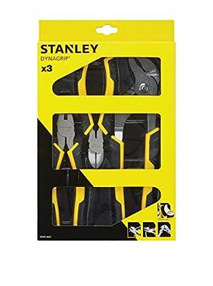 Stanley Set Alicates 3 Uds. Control Grip
