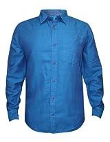 Numero Uno Aqua Casual Shirt