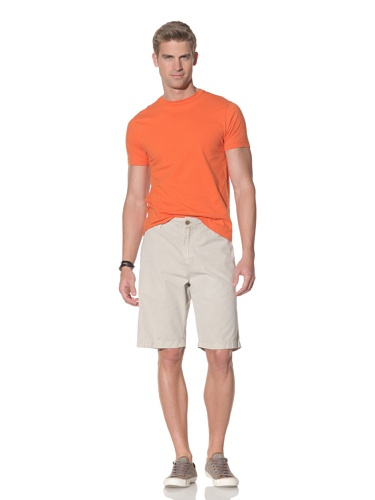 Tailor Vintage Men's Walking Shorts (Stone)
