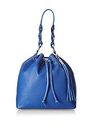 Arcadia Borsa A Spalla Blu
