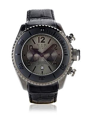 Vip Time Italy Uhr mit Japanischem Quarzuhrwerk VP5006CH_GY grau 50.00  mm