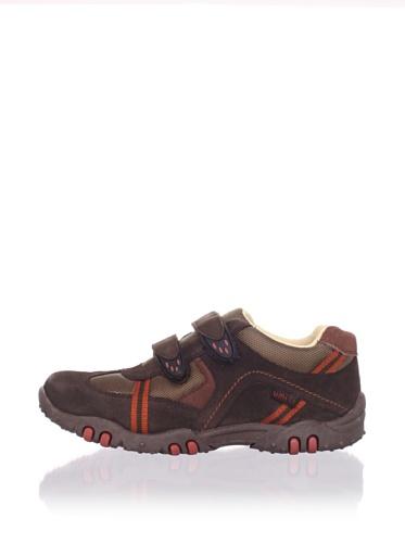 umi Kid's Hedden Sneaker (Little Kid/Big Kid) (Chocolate)