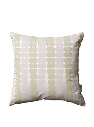 Kas Noah Square Pillow, White